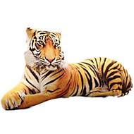 cheap Toys & Hobbies-Stuffed Toys Cushion Pillow Stuffed Animals Plush Toy Toys Dog Tiger 3D Animals Simulation Sponge Unisex Pieces