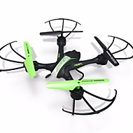저렴한 -드론 JJRC H33 4CH 6 축 LED조명 리턴용 1 키 360동 플립 비행 호버 RC항공기 리모컨 드론용 배터리1개 블레이드4개 사용자 메뉴얼