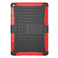 cheap -For  Apple iPad Pro 12.9'' Case Cover Shockproof with Stand Back Cover Case Solid Color Hard PC