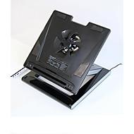 Pliabil altele laptop Macbook Laptop Stați cu ventilator de răcire Plastic