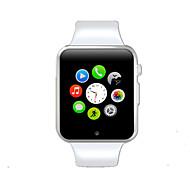 billiga Nuvarande tekniska trender-Smart Klocka YYG11-K1 för Android iOS Bluetooth 2G Vattentät Pekskärm Brända Kalorier Träningslogg Stegräknare Stegräknare Sleeptracker Stillasittande Påminnelse Hitta min enhet / Alarmklocka
