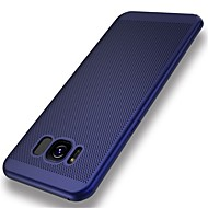 billige Etuier / covers til Galaxy Note-modellerne-Etui Til Samsung Galaxy Note 8 Ultratyndt Bagcover Helfarve Hårdt PC for Note 8