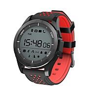 abordables Tendencias actuales de la tecnología-Pulsera inteligente F3 para Android iOS Bluetooth Deportes Impermeable Calorías Quemadas Standby Largo Itinerario de Ejercicios Podómetro Recordatorio de Llamadas Seguimiento de Actividad Seguimiento