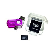 お買い得  -Ants 4GB マイクロSDカードTFカード メモリカード Class6 AntW3-4