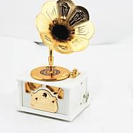 Music Box Zabawki Gramofon Sztuk Nie określony Prezent