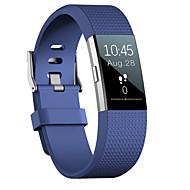 abordables Tendencias actuales de la tecnología-Pulsera inteligente S18 for iOS / Android Pantalla Táctil / Monitor de Pulso Cardiaco / Resistente al Agua Podómetro / Seguimiento de Actividad / Seguimiento del Sueño / Despertador / Podómetros