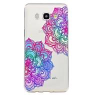 Чехол для samsung galaxy j7 2017 j5 2017 телефон чехол мандала шаблон тиснение soft tpu материал телефон чехол j3 2017 j710 j510 j310 j3