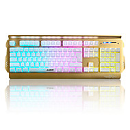 A-jazz zf gaming keyboard mechanische touch back-light toetsenbord 19key anti-ghosting