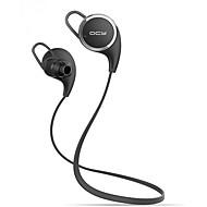 qcy qy8 mini trådløse stereo sport kjører bluetooth ørepropper hodetelefoner headset (hvit&svart)