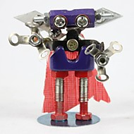 DIY KIT 3D Puzzles Metal Puzzles Logic & Puzzle Toys Vampire Fangs Toys Ghost Cartoon Men's Women's Pieces