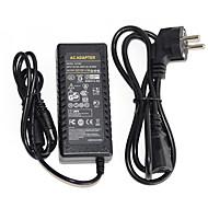 billige Strømafbrydere og stik-1pc 12v stripe lys tilbehør os eu med DC-stik strømforsyning strømforsyning til led strip lys
