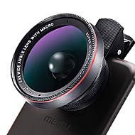 lieqi lq-025 mobiltelefon linsen 132 vidvinkel linse 10x makro objektiv 58mm