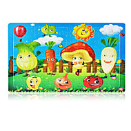 cheap Toys & Hobbies-Jigsaw Puzzle Others Apple Tomato Sun Wooden Anime 6 Years Old and Above