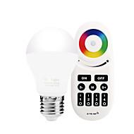 6W E27 Bombillas LED Inteligentes A60(A19) 20 SMD 5730 600 lm Blanco Cálido Blanco Color de fuente de luz dual 3000-3500  6000-6500 K