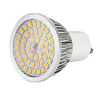 7W LED-kohdevalaisimet 48 SMD 2835 600-700 lm Lämmin valkoinen Kylmä valkoinen Neutraali valkoinen Koristeltu V 1 kpl GU10