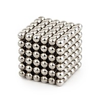 cheap Toy & Game-Magnet Toy Neodymium Magnet / Magnetic Balls / Super Strong Rare-Earth Magnets 64pcs 4mm Relieves ADD, ADHD, Anxiety, Autism / Stress and