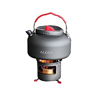 billige -ALOCS Stativer Turkjele Primus Kaffe og te Kobber Hard Alumina til Camping & Fjellvandring Picnic