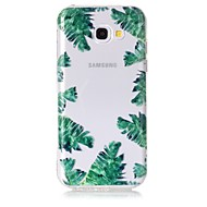 voordelige Galaxy A-serie hoesjes / covers-hoesje Voor Samsung Galaxy A5(2017) A3(2017) Transparant Patroon Achterkant Boom Zacht TPU voor A3 (2017) A5 (2017) A5(2016) A3(2016)
