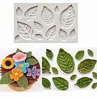 economico Grande promozione della famiglia-Strumenti Bakeware Gomma in silicone / Gel di Silice / Silicone Antiaderente / Strumento di cottura / 3D Biscotti / Cioccolato / Per utensili da cucina Stampi per torta 1pc