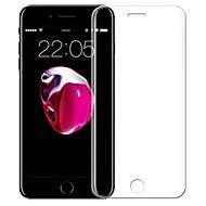 Недорогие Защитные плёнки для экранов iPhone 8 Plus-Защитная плёнка для экрана Apple для iPhone 8 Pluss Закаленное стекло 1 ед. Защитная пленка на всё устройство 3D закругленные углы Против