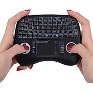 お買い得  -ipazzport iPazzport mini keyboard KP-810-21TL エアーマウス 2.4GHz帯のワイヤレス