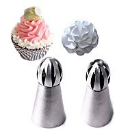 süteményformákba Mindennapokra Rozsamentes acél + A ragú ABS Sütés eszköz