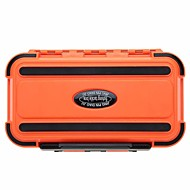 "Fishing Tackle Box Tackle Box Waterproof 3 1/3"" (8.5 cm)*5 Plastic"