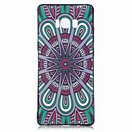 voordelige Galaxy Note-serie hoesjes / covers-hoesje Voor Samsung Galaxy Note 8 Patroon Achterkant Mandala Zacht TPU voor Note 8