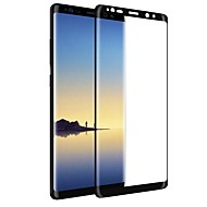 Gehard Glas Screenprotector voor Samsung Galaxy Note 8 Volledige behuizing screenprotector High-Definition (HD) 9H-hardheid