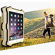 olcso iPad tokok-Case Kompatibilitás Apple iPad Mini 4 iPad Mini 3/2/1 Víz / Dirt / ütésálló Héjtok Tömör szín Kemény Fém mert iPad Mini 4 iPad Mini 3/2/1