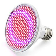 halpa -6.5W led kasvaa valot 1365 ledit smd 2835 vedenpitävä punainen sininen 5292-6300lm ac85-265v
