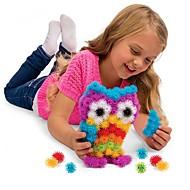 Blocos de Construir Bolas Bunchems Brinquedos Esfera Crianças 400 Peças