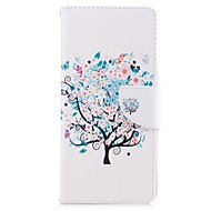 tok Για Samsung Galaxy Note 8 Πορτοφόλι Θήκη καρτών με βάση στήριξης Ανοιγόμενη Με σχέδια Μαγνητική Πλήρης κάλυψη Δέντρο Σκληρή PU Δέρμα