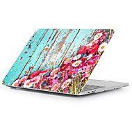 Capa para MacBook para MacBook Air 13 Polegadas MacBook Air 11 Polegadas MacBook Pro 13 Polegadas com Retina Display Flor PUT Material