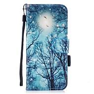 Кейс для Назначение SSamsung Galaxy S8 Plus S8 Кошелек Бумажник для карт со стендом Флип С узором Магнитный Чехол дерево Твердый