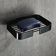 お買い得  -ソープディッシュ&ホルダー アンティーク 真鍮 1枚 - ホテルバス