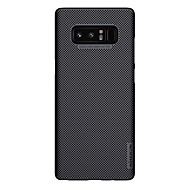 Kılıf Na Samsung Galaxy Note 8 Ultra cienkie Szron Etui na tył Solid Color Twarde PC na Note 8