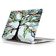 お買い得  MacBook 用ケース/バッグ/スリーブ-MacBook ケース 木 TPU のために MacBook Air 13インチ / MacBook Air 11インチ / MacBook Pro Retinaディスプレイ13インチ