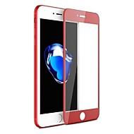Недорогие Защитные плёнки для экранов iPhone 8-Защитная плёнка для экрана Apple для iPhone 8 Закаленное стекло 1 ед. Защитная пленка для экрана 3D закругленные углы Против отпечатков