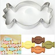 お買い得  キッチン用小物-ベークツール ステンレス+ABS樹脂 / ステンレス 子供 / 焦げ付き防止 / ベーキングツール ケーキ / クッキー / フルーツのための ケーキ型 1個