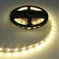 LEDストリップ5630フレキシブルLEDライト60 LED / m 5m暖かい白/白/冷たい白ip20無防水dc12v