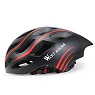 preiswerte -West biking Helm Fahrradhelm ASTM Radsport 17 Öffnungen Langlebig Leichtes Gewicht Radsport Fahhrad