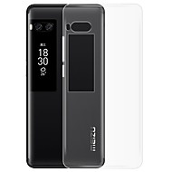 お買い得  携帯電話ケース-ケース 用途 Meizu クリア バックカバー 純色 ソフト TPU のために Meizu Pro 7
