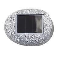 preiswerte LED Solarleuchten-1pc 0.5W LED Flutlichter Solarenergie / Wiederaufladbar / Dekorativ <5V Dekorative Hochzeitsszene / Außenbeleuchtung /