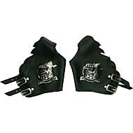 Rękawiczki Zainspirowany przez Detective Conan Conan Edogawa Anime Akcesoria do Cosplay Stop cynku Skóra PU/Skóra poliuretanowa Dla obu