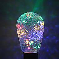 1kpl ywxlight® e27 24led 7.0 4 väriä led light string bulb pallot xmas fairy loma valot ac 85-265v