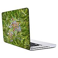 """お買い得  MacBook 用ケース/バッグ/スリーブ-MacBook ケース のために 木 / 動物 ポリカーボネート 新MacBook Pro 15"""" / 新MacBook Pro 13"""" / MacBook Pro 15インチ"""