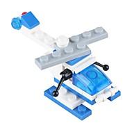 billige Legetøj og hobbyartikler-Byggeklodser 28 pcs Ikke Giftig Helikopter Helikopter Børne Voksne Gave