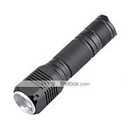 U'King LED懐中電灯 LED 2000 lm 3 モード Cree XM-L T6 焦点調整可 ズーム可能 のために キャンプ/ハイキング/ケイビング 日常使用 多機能 屋外 電池は含まれていません