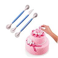 お買い得  キッチン用小物-ベークツール ABS 焦げ付き防止 / ベーキングツール / 非粘着性 ケーキ / ケーキのための / クッキーのための クッキーカッター 3本